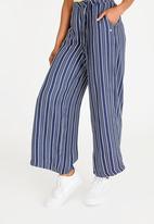Roxy - Waterfall light pants - navy