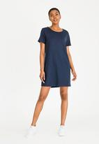 Roxy - Love Sun Dress Navy