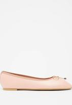 edit - Ballerina pump - pink