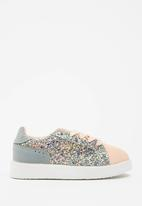 POP CANDY - Glitter sneaker-rose