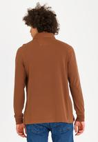 STYLE REPUBLIC - Pigment golfer - brown