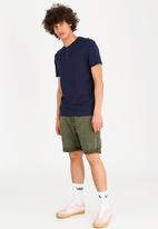 STYLE REPUBLIC - Casual T-shirt - navy