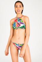 Lithe - Strappy bikini bottom - multi