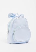 POP CANDY - Bunny Ear Backpack Pale Blue