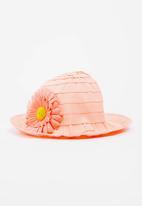 POP CANDY - Straw hat - orange
