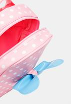 POP CANDY - Polka-dot Backpack Mid Pink