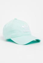 adidas Originals - Trefoil cap - green