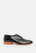 Tommy Hilfiger - Bennett Lace- Up Shoes Black