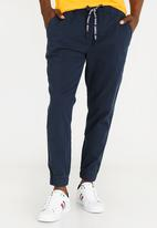 Tommy Hilfiger - Relaxed Jogger Chino Black