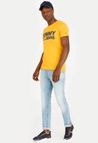 Tommy Hilfiger - Tommy Jeans Basic T-shirt Gold
