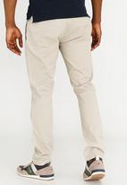 Tommy Hilfiger - Basic Slim Chino Pants Taupe