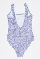Sun Things - Ditsy Pink One Piece Multi-colour