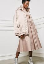 Droomer - A-line Skirt Pale Pink
