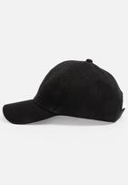STYLE REPUBLIC - Plain Cap Black