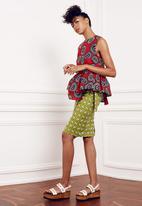 Loin Cloth & Ashes - Hadiya Skirt Green