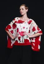 HABITS - Printed Tunic Multi-colour