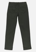 Twin Clothing - Jeggings Khaki Green