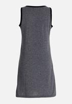 Twin Clothing - Love Sleep Night Dress Grey
