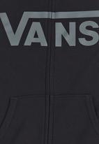 Vans - Printed Hoodie Black