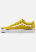 Vans - Old Skool - Cress Green/True White