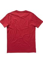 Next - Crew-neck T-shirt Red