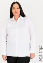 STYLE REPUBLIC PLUS - Basic shirt - white