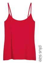 Next - Thin Strap Top Red