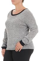 STYLE REPUBLIC - Knit sweater Grey