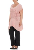 edit - Butterfly knit top Pale Pink