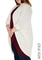 STYLE REPUBLIC - Cocoon light weight knit White