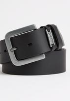 POLO - Vincent Belt Black
