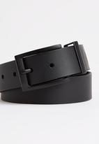 POLO - Axel Belt Black