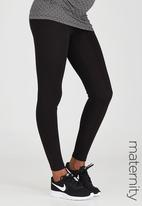 Me-a-mama - Miracle Maternity Leggings Black