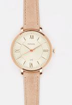 Fossil Watches - Jacqueline Stone