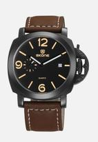 Skone - Skone Kirkcaldy Watch Brown