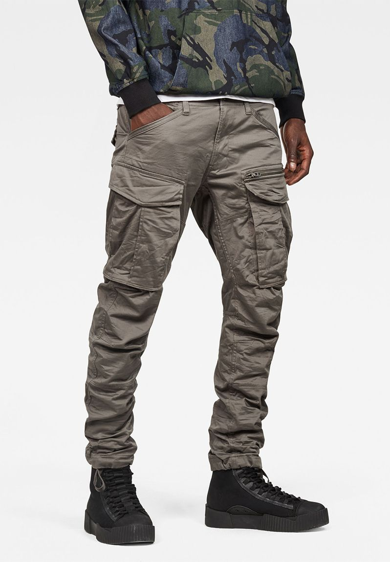 Rovic zp 3d tapered - grey