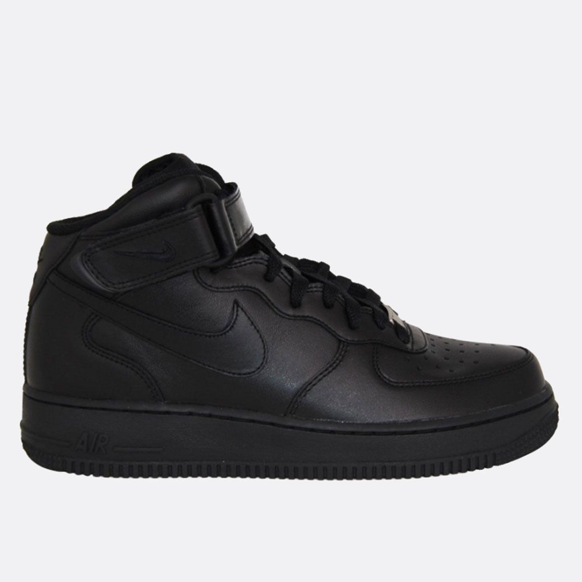 Air Force 1 Mid '07- Black / Black