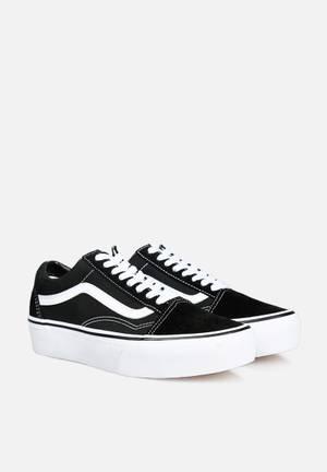 481048215c Vans old skool platform black white vans jpg 300x432 Vans platform flat  shoes