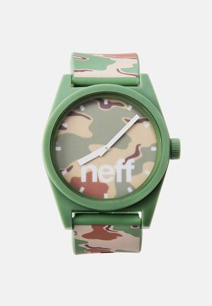 Daily Watch – Camo
