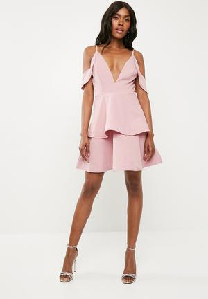 f2a2296580d8 Missguided Fit   Flare dress for Women