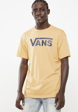 57e27807 Vans Yellow T-Shirts & Vests for Men | Buy Yellow T-Shirts & Vests ...