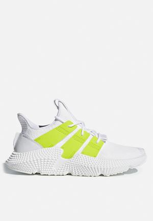 a94b4fe29c8 By adidas Originals R1899 · Prophere W - ftwr white/semi solar  yellow/crystal white