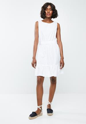 Damilla dress - white