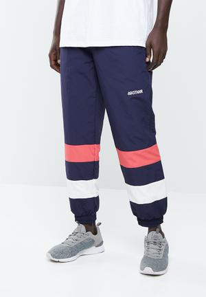 CB windbreaker pants - navy