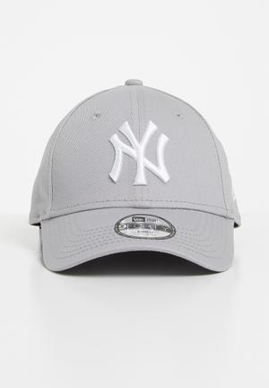 New Era new York yankees 9forty - grey b20254debad0