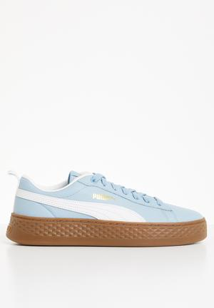 Smash platform sneakers - blue