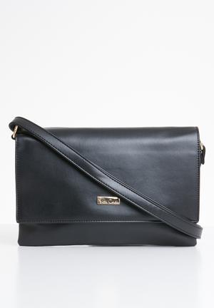 74765693afa3 By Pierre Cardin R399 · East west crossbody bag - black