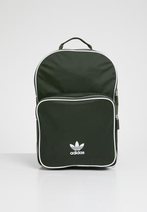 614e1db68a2e Process - black. By adidas Originals R2299 · Classic backpack - green