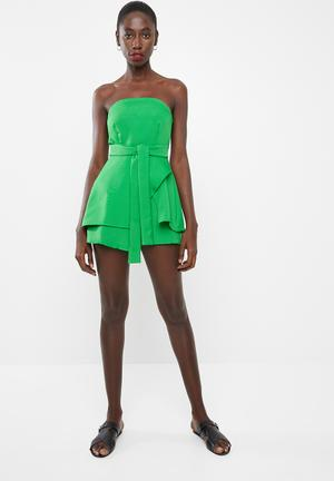 9d2fe1d1a5c Missguided Green Jumpsuits   Playsuits for Women
