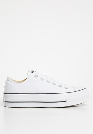 ba111d4f6d1c Chuck taylor all star lift - ox - white